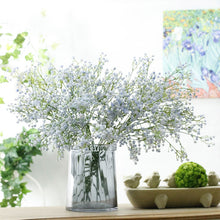 Load image into Gallery viewer, Artificial Flower Gypsophila Silicone Plant 5 Colors For Decoration - Targen