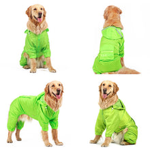 Load image into Gallery viewer, Raincoat Jumpsuit Rain Coat for Dogs Pet - Targen