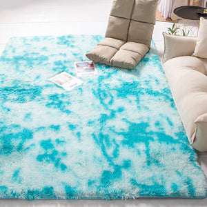 2020 Modern Nordic Tie-dye Gradient Carpet For Bedroom Living Room - Targen