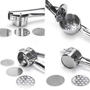 Stainless Steel Potato Priority Masher