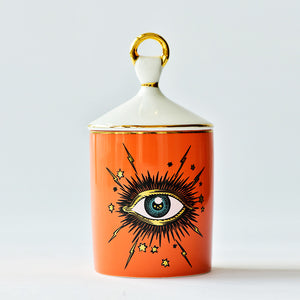 Creative Big Eye Storage Jar