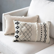 Load image into Gallery viewer, Cushion Cover Nordic Geometric Decorative Waist Pillow Case - Targen