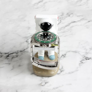 Creative Astronaut Watch Stand Resin Watch Holder for Desk - Targen