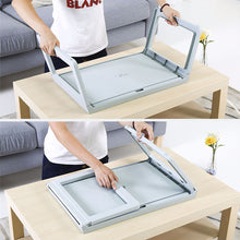Load image into Gallery viewer, Laptop Desk Bed Foldable Table Small Dining Table Student Writing Desk - Targen