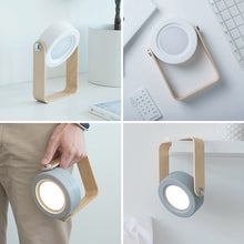 Load image into Gallery viewer, Multi Function Camping Travel Lantern Portable Foldable LED Desk Lamp
