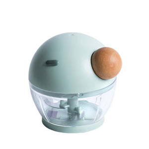 Mini Manual Food Chopper Durable Hand Held Food Grinder