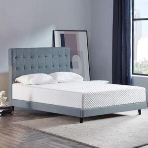 Gel Memory Foam Mattress Restful and Comfortable Sleeping - Targen