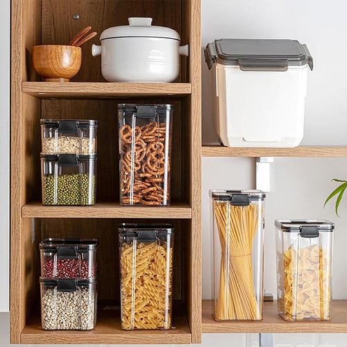 Food Storage Container Plastic Kitchen Refrigerator Box - Targen