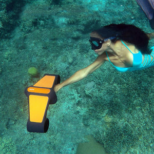 Underwater Booster With Waterproof Camera For Water Sports Swimming Pool & Diving & Snorkeling & Sea Adventures - Targen