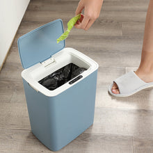 Load image into Gallery viewer, Large Capacity Automatic Sensing Trash Can