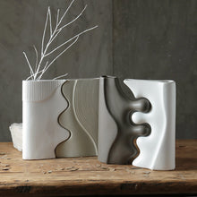 Load image into Gallery viewer, Nordic Modern Simple Vase Art Creative  Flower Pots - Targen
