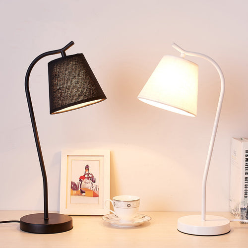 Table Lamp LED Light Luminaire Nordic Loft Industrial Desk Light - Targen