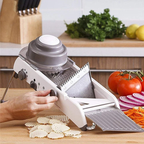 Adjustable Mandoline Slicer Professional Grater Vegetable Cutter - Targen