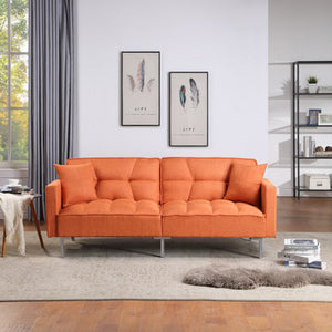 Oris Fur Sofa Bed Upholstery Fabric Living Room Sofa - Targen