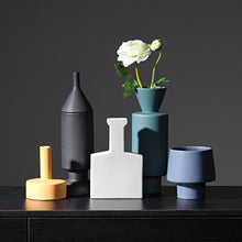 Load image into Gallery viewer, Modern Ceramic Morandi Creative Elengant Home Decor Vase - Targen