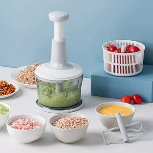 Multifunctional Food Chopper Meat Grinder