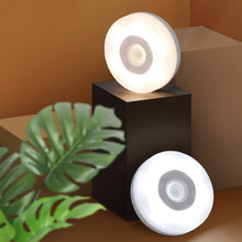 Load image into Gallery viewer, Body Induction Mini Table Lamp Eye Protection Hallway Night Light