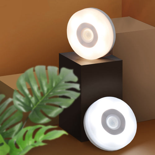 Body Induction Mini Table Lamp Eye Protection Hallway Night Light