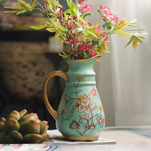 Load image into Gallery viewer, Creative American Style Vintage Vase Ceramic Home Desktop Milk Jug - Targen
