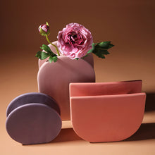 Load image into Gallery viewer, Nordic Ceramic Vase Flower Morandi Ins Style Home Decoration Ornaments - Targen