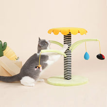 Load image into Gallery viewer, Small Scratching Post Cat Jumping Platform Cat Toy