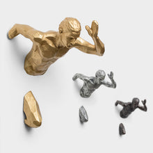 Load image into Gallery viewer, Running Man Wall Sculpture 3D Wall Art Sport Figurine - Targen