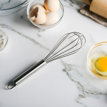 Load image into Gallery viewer, Stainless Steel Egg Beater Hand Whisk Mixer Kitchen Tools - Targen