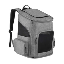 Load image into Gallery viewer, Backpack Carrier Ventilated Design Breathable Dog Cat Pet Carrier - Targen