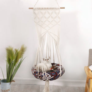 Swing Bag Pet Sleeper for Cat and Other Small Animals