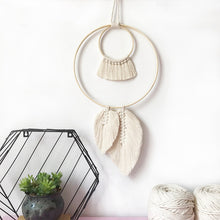 Load image into Gallery viewer, Nordic Handwoven Simple Wall Hanging Dream Catcher Decor - Targen