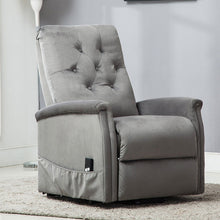 Load image into Gallery viewer, Targen Adjustable Modern Single Recliner Sofa Chair
