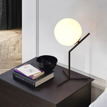 Load image into Gallery viewer, LED Ball Shape Table Lamp Study Room Lamp Indoor Home Decor - Targen