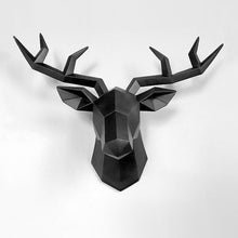 Load image into Gallery viewer, Vintage Antelope Head Abstract Sculpture Home Statue - Targen