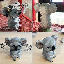 Load image into Gallery viewer, Koala Figurines Statues Resin Glasses Stand Pencil Sunglasses Holder - Targen