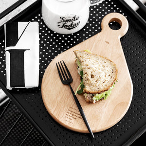 Chopping Board Bread  Cutting Board Dinner Wooden Dish plate - Targen
