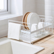 Load image into Gallery viewer, Kitchen Storage Organizer Dish Drainers Drying Racks Sink Holders Tray for Tableware - Targen