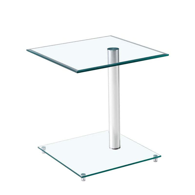 Glass Coffee Table Saving Space and Practical For Living Room Bed Room - Targen