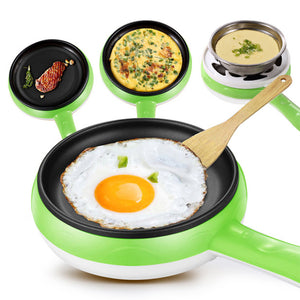 Double-layer electric Egg Cooker Pot Egg Steamer