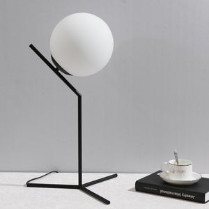 LED Ball Shape Table Lamp Study Room Lamp Indoor Home Decor - Targen