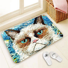 Load image into Gallery viewer, Floor Mat Home Decor 100% Polyester Pattern Doormat - Targen