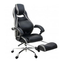 Load image into Gallery viewer, Office Chairs with Adjustable Lumbar Support Executive Swivel High Back - Targen