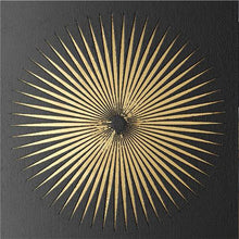 Load image into Gallery viewer, Abstract Minimalist Gold Black Nordic Canvas Art Painting Home Decor - Targen