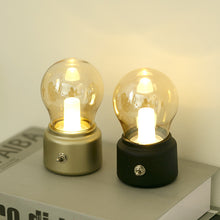 Load image into Gallery viewer, Creative Energy Saving & Elegant Bulb Night Light Beside Desk Lighting