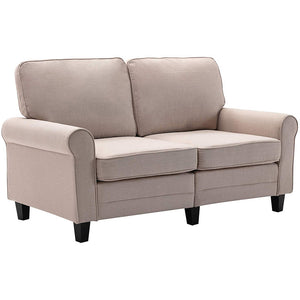 Targen Modern Comfortable Apartment Couch With 2 Seat