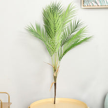 Load image into Gallery viewer, Green Artificial Palm Leaf  Garden Home Decorations - Targen