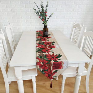 Creative Nordic Style Christmas Table Runner