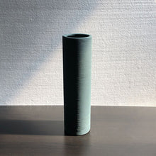 Load image into Gallery viewer, Retro Brushed Ceramic Creative Countertop Cylindrical Vase - Targen