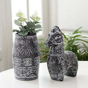 Ceramic Crafts Small Vase Creative Home Decoration Art American Vase - Targen