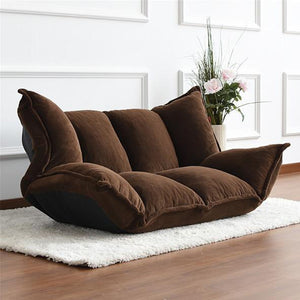 Floor Furniture Reclining Japanese Futon Sofa Bed For Living Room - Targen