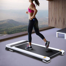 Load image into Gallery viewer, Portable Treadmill with Foldable Wheels Jogging Running Machine